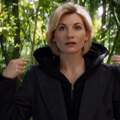 Jodie Whittaker, Doctor Who si rinnova e diventa donna