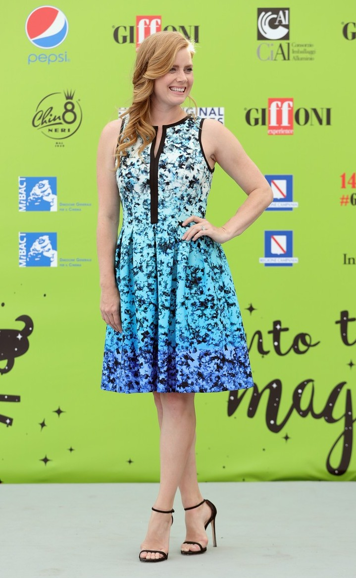 Amy Adams a Giffoni