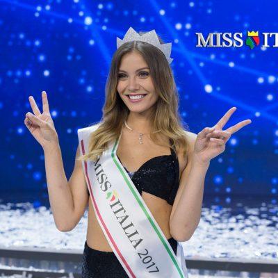 Miss Italia 2017 è la trentina Alice Rachele Arlanch