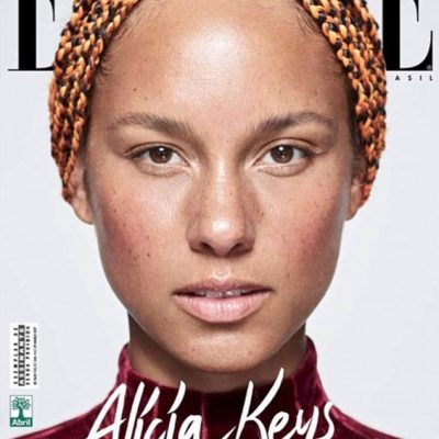 Alicia Keys e la battaglia contro il Make Up