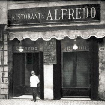 La cucina immaginata, c'erano una volta le fettuccine Alfredo