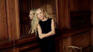 Un'immagine della direttrice di Vogue Italia, Franca Sozzani