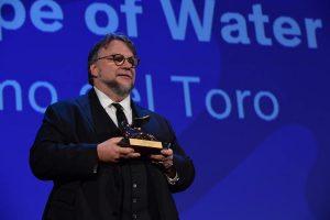 Guillermo Del Toro vince il Leone d'oro