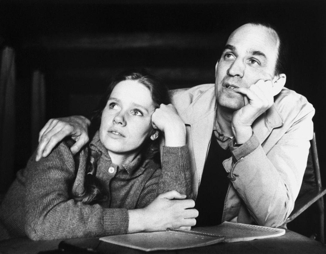 Liv Ullman e Ingmar Bergman