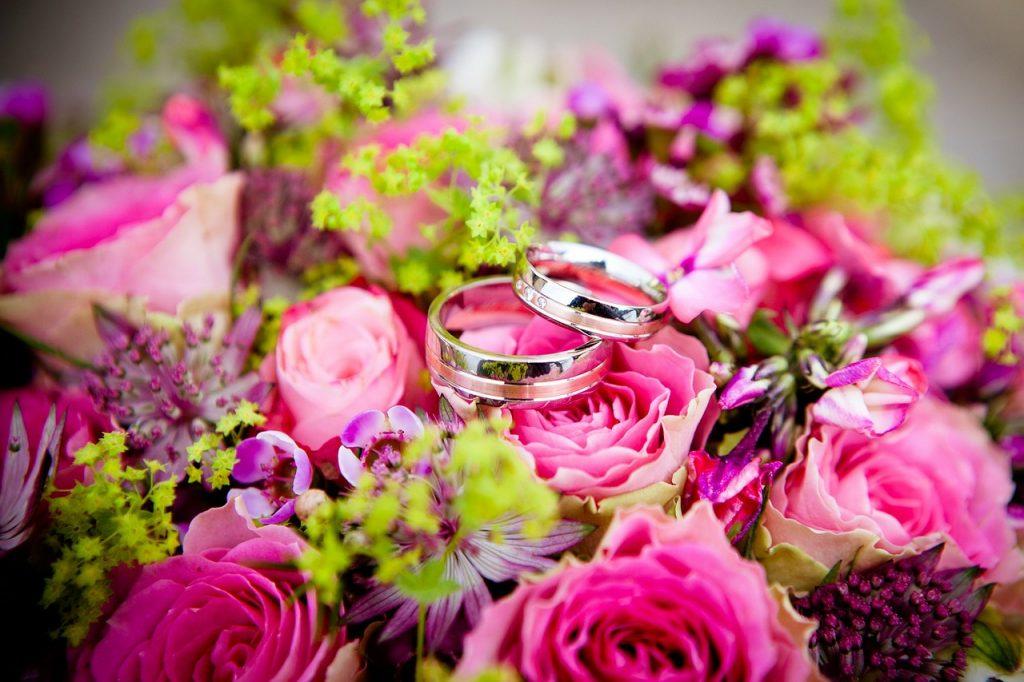 Matrimonio, un'immagine simbolo