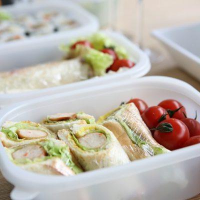 La guerra del meal prep, come ti metto il pranzo in scatola