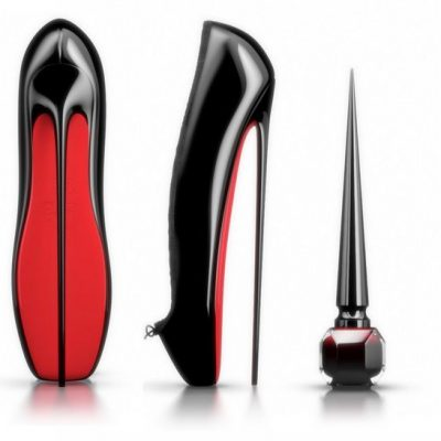 Christian Louboutin, apre a Roma il nuovo beauty store