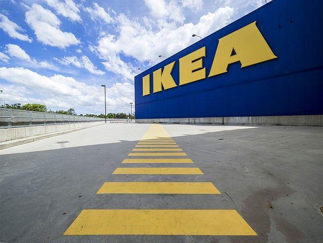 Ikea, l'immagine di un negozio