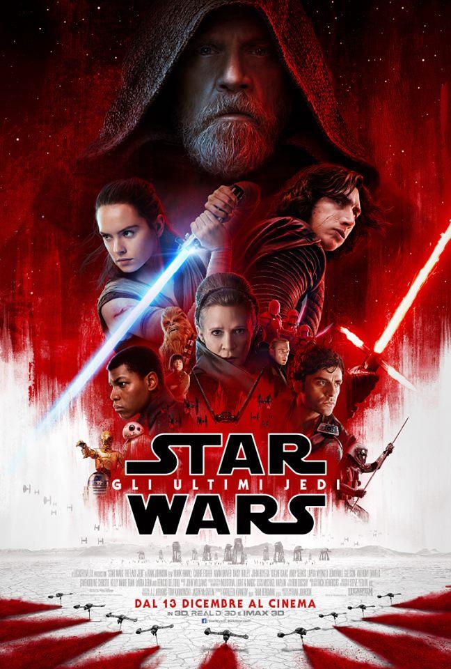 Star Wars, il poster ufficiale