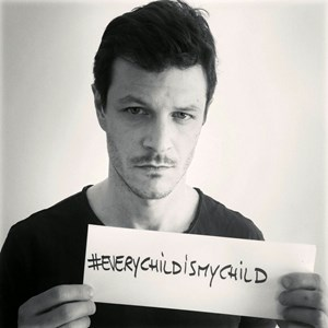 "Andrea Bosca: ""Aiutiamo i bimbi più speciali al mondo"""