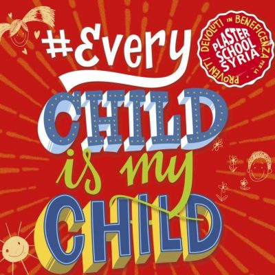 Every Child Is My Child, in arrivo il libro dal 13 novembre