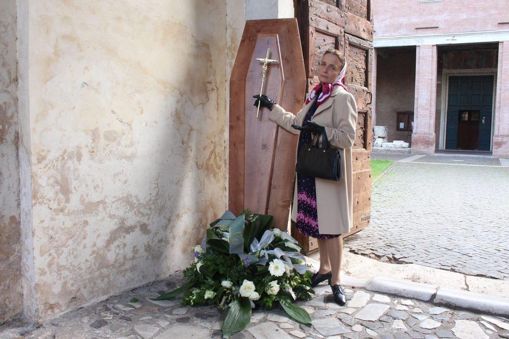 Elisabetta De Vito in La spallata