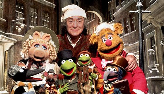 I film di Natale, Festa in casa Muppet