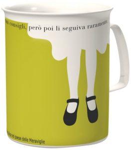 Una tazza speciale per l'amica bibliofila