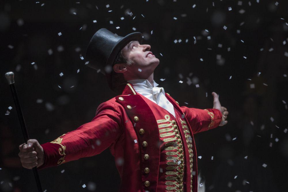 The Greatest Showman, una scena del film