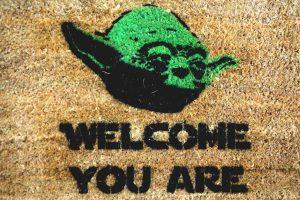 Yoda ti dà il benvenuto