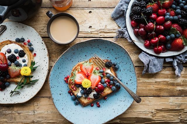 Prima colazione, il momento d'oro