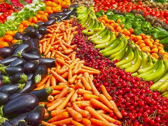Verdura, sempre di più sulle tavole degli italiani