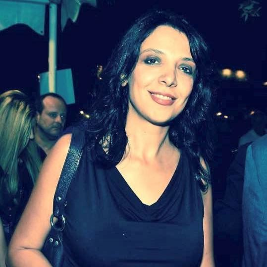La rete, l'autrice del romanzo, Elisa Giobbi