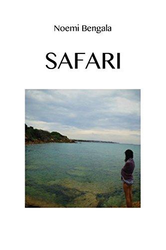 Safari, la copertina del libro di Noemi Bengala