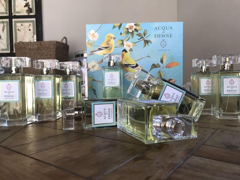 Acqua di Fiesole, una panoramica sui prodotti