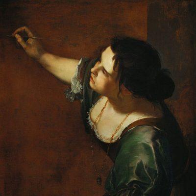 Artemisia Gentileschi nella collana d'arte Menarini