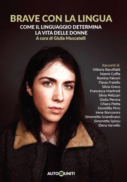 Brave con la lingua, la copertina del libro