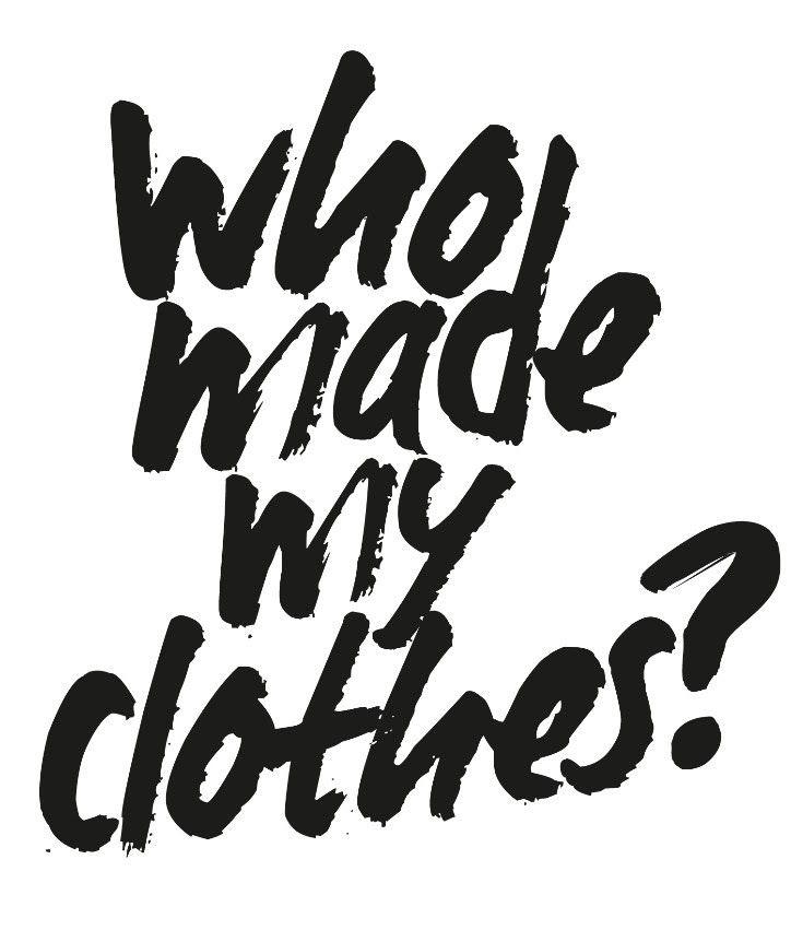 Fashion Revolution, l'hashtag della giornata