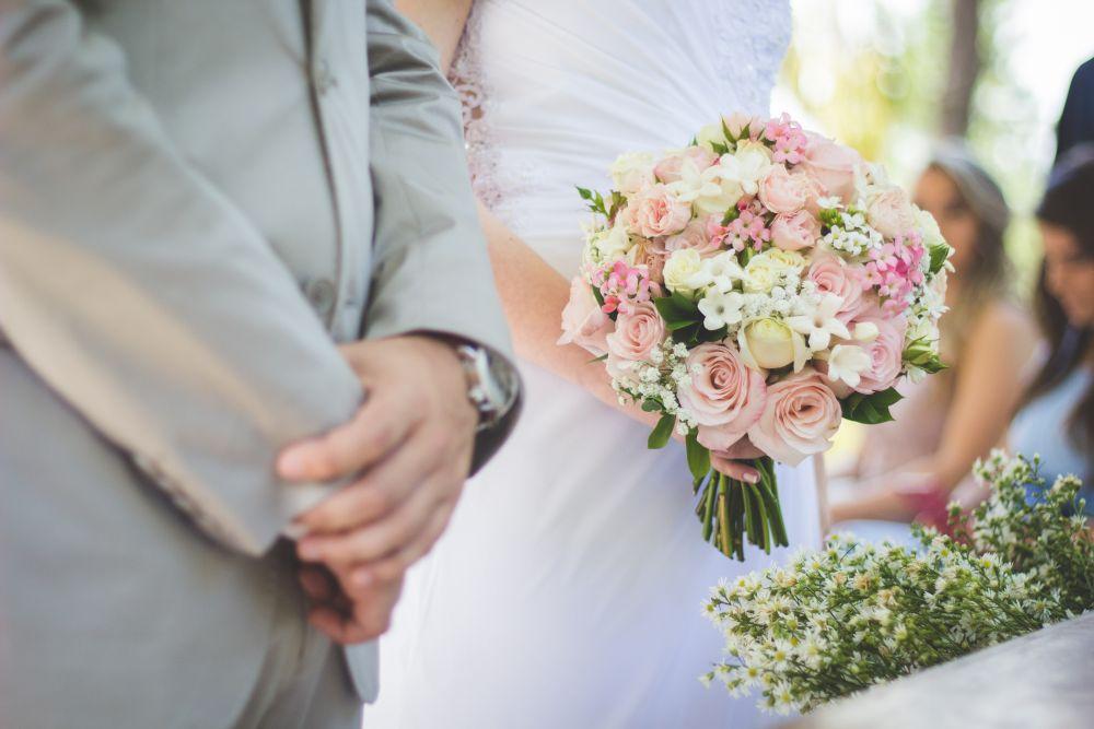 Matrimonio del secolo, una coppia si sposa