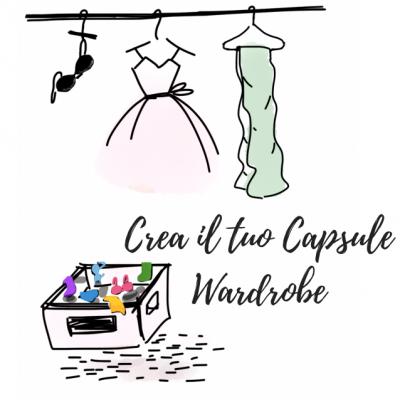 Capsule  Wardrobe, l'e-book di Smack! per creare outfit perfetti