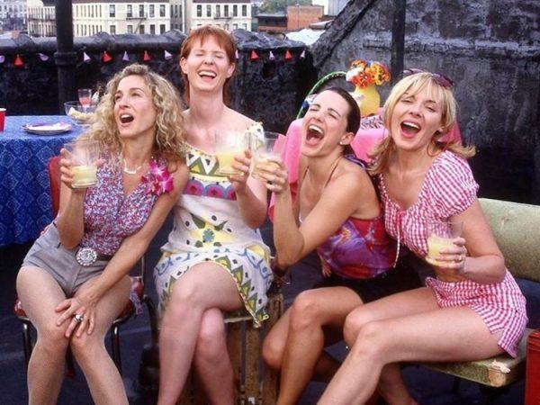 Sex and the City, una sequenza del cult televisivo