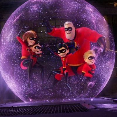 Gli Incredibili 2, torna la famiglia di supereroi della Pixar