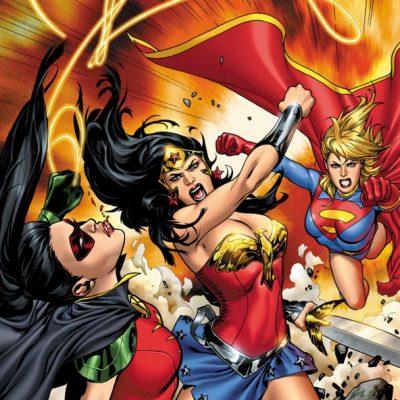 Emanuela Lupacchino, come ti disegno Wonder Woman