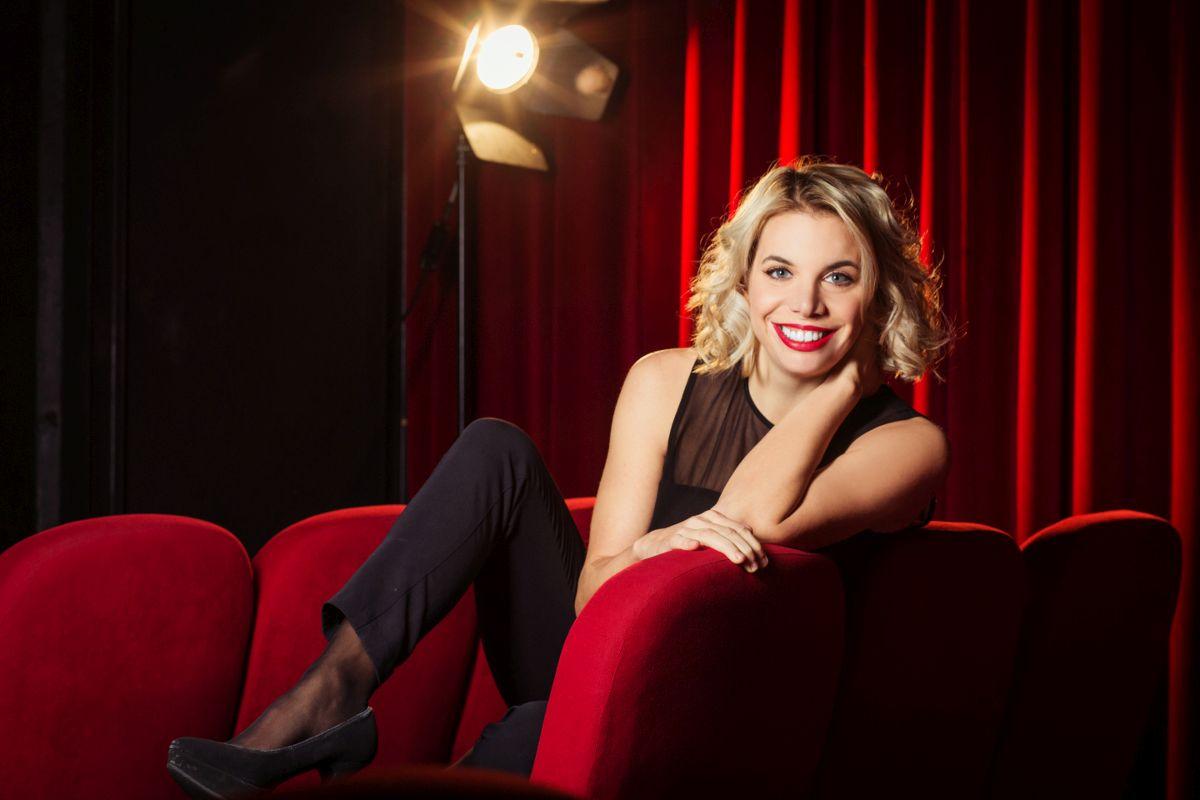Hamletas, la regista Sarah Biacchi
