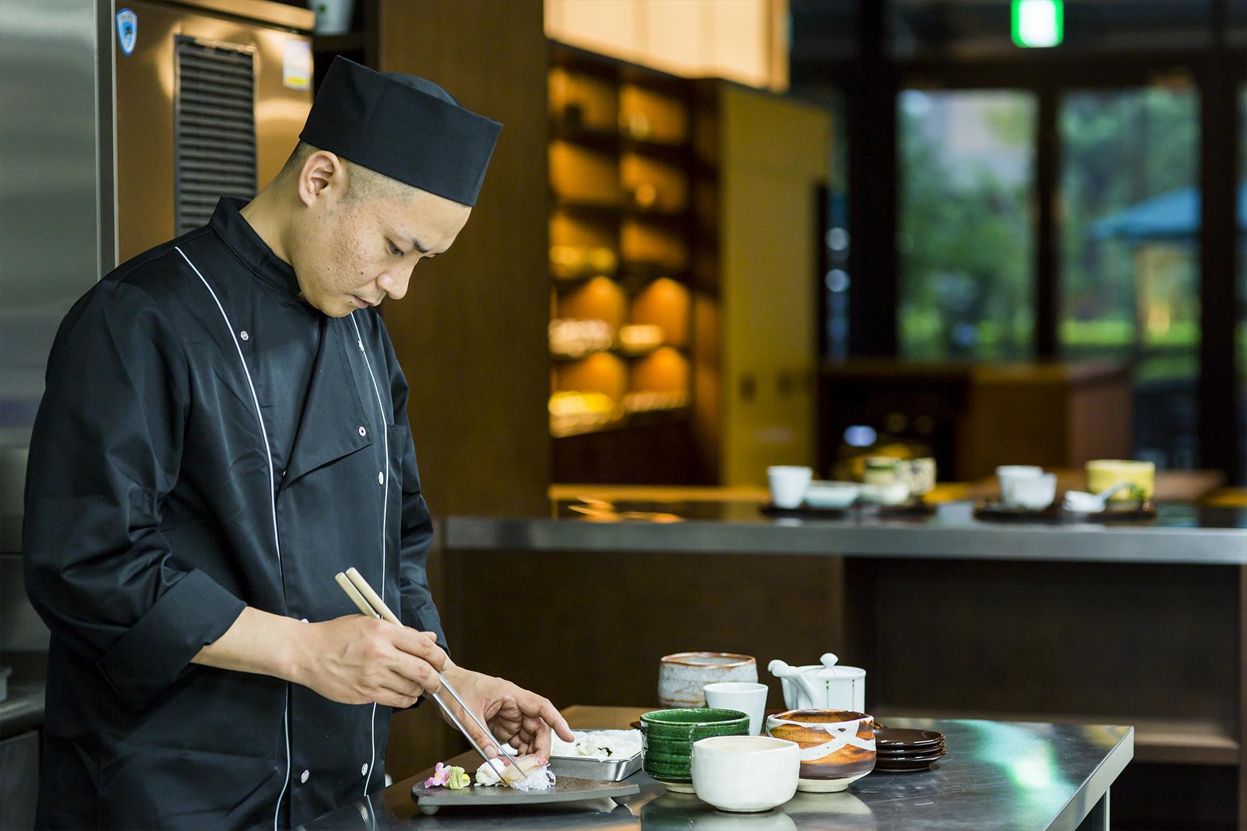 Tokyo, lo chef del Ochanomizu