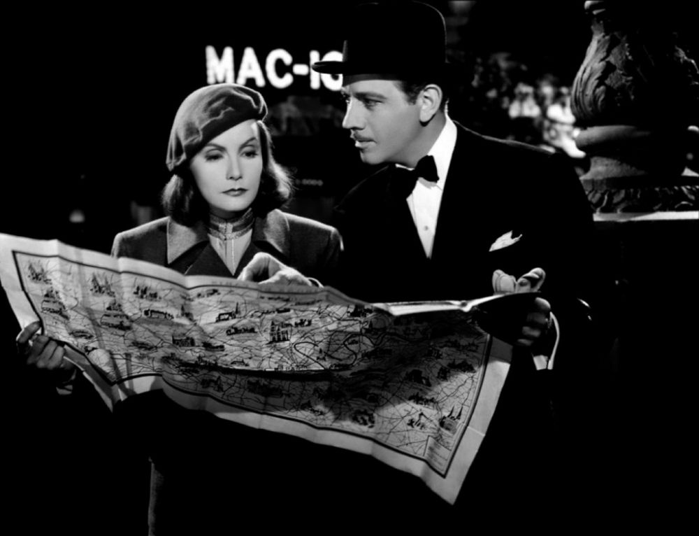 Basco, Greta Garbo in Ninotchka