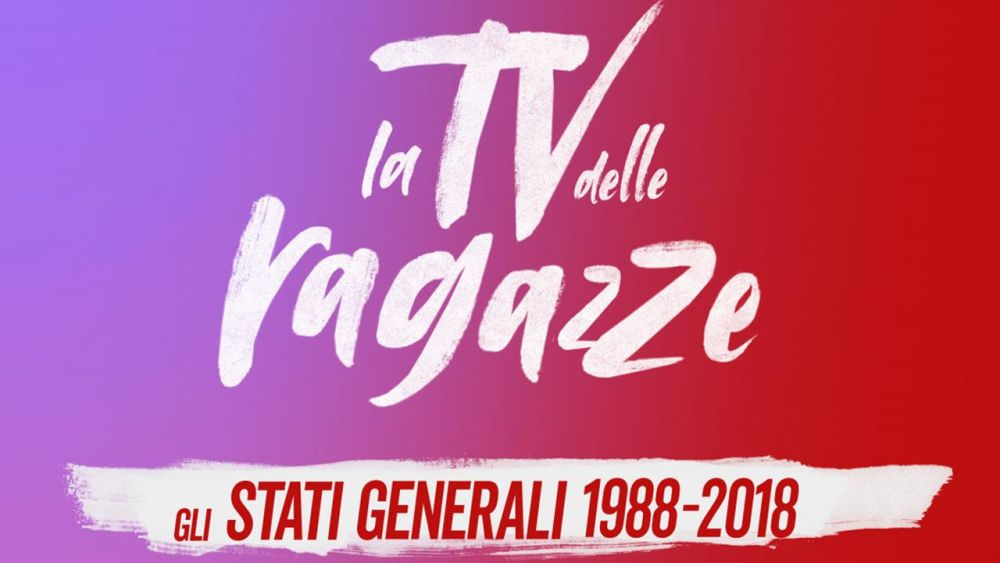 La Tv delle ragazze, il cartello della trasmissione