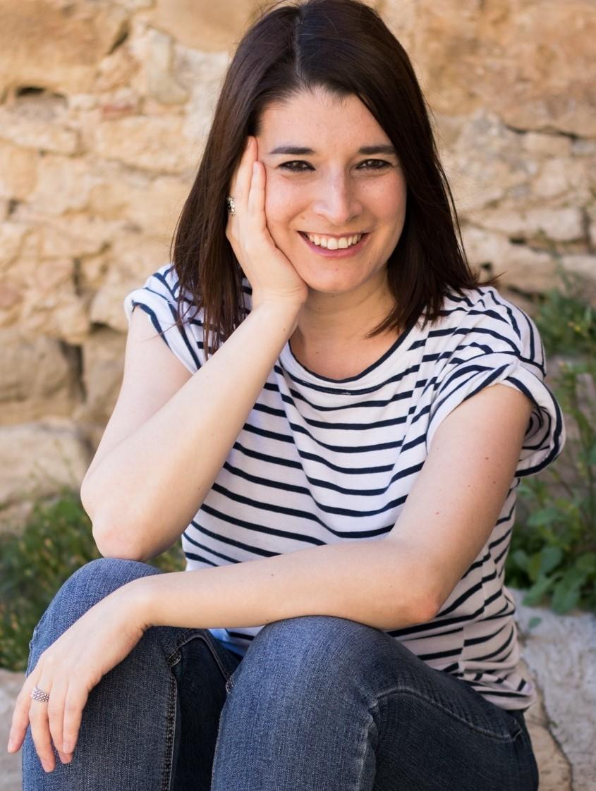Coraggio, Roberta Vacca autrice dell'ebook, Il coraggio di provarci