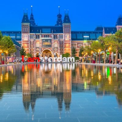 Amsterdam, per Liligo è la capitale europea di San Valentino