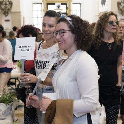 Fashion Revolution Week: ripartiamo da zéeero a Torino