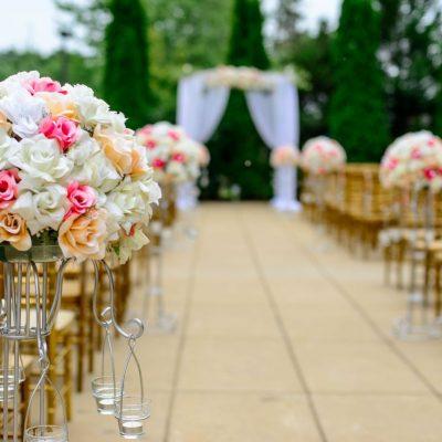 Matrimonio, come commuoversi senza essere la sposa
