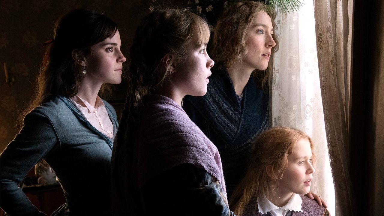 piccole donne, il cast del film di Greta Gerwig