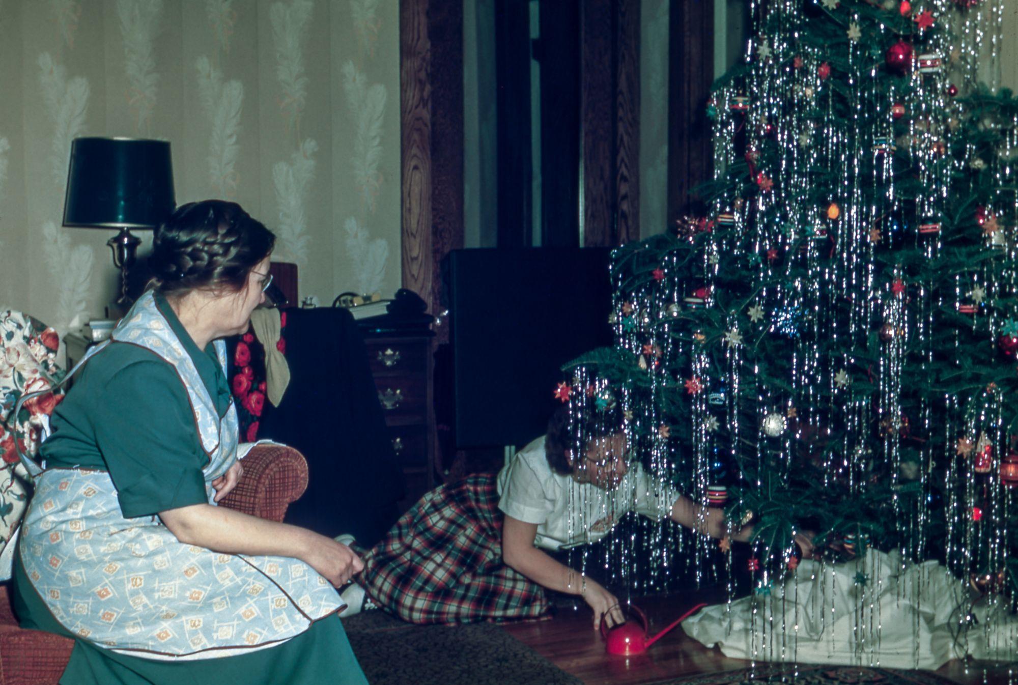 Christmas style vintage