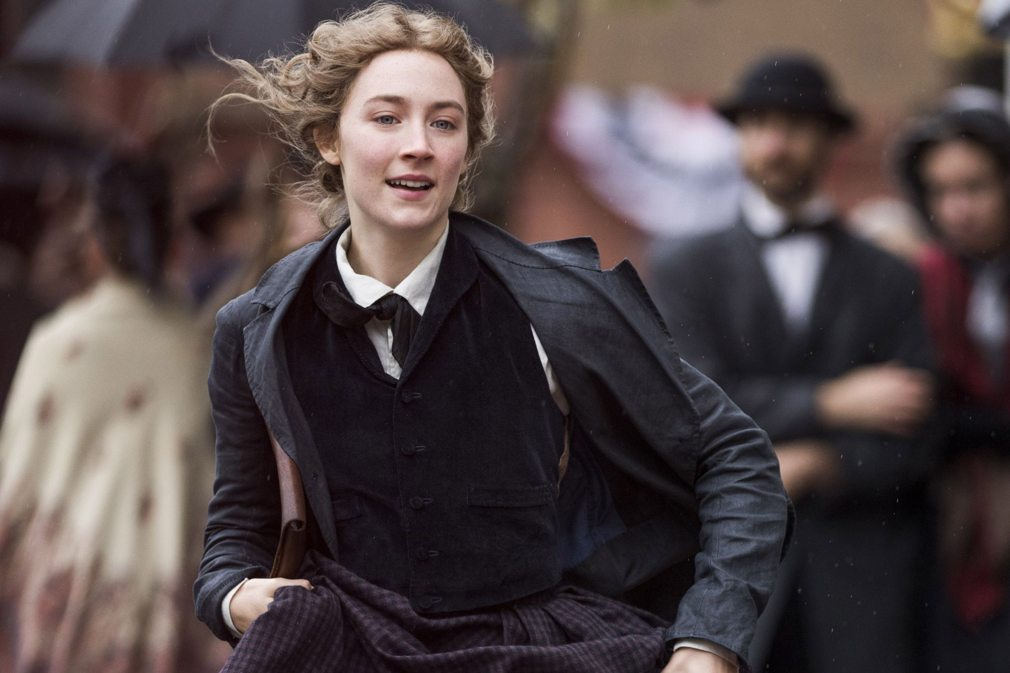 Jo March interpretata da Saoirse Ronan