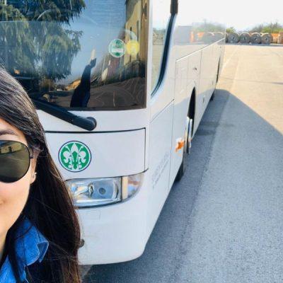 Bus turistici, la crisi raccontata da una donna autista