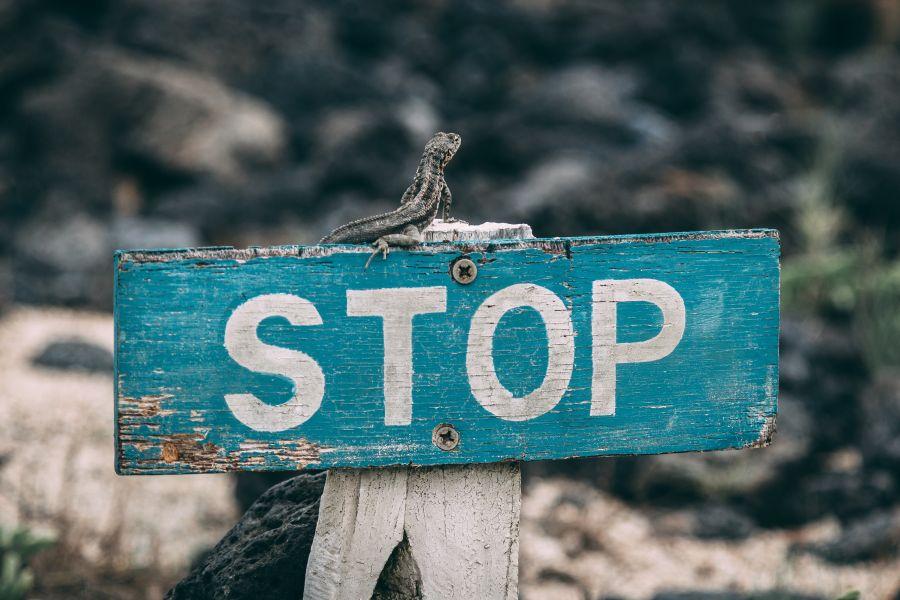 Fermarsi, l'importanza di prendere tempo