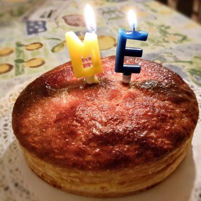 buon compleanno torta