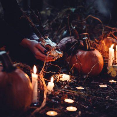 Festa di Halloween, dolcetti, scherzetti e altre cose