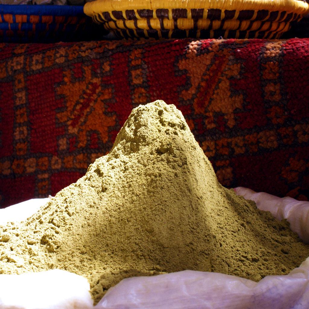 Henné: ecco la polvere