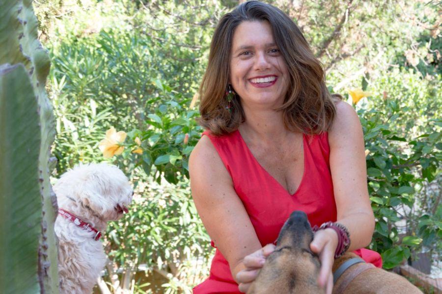 Paola Sobbrio, sempre dalla parte degli animali